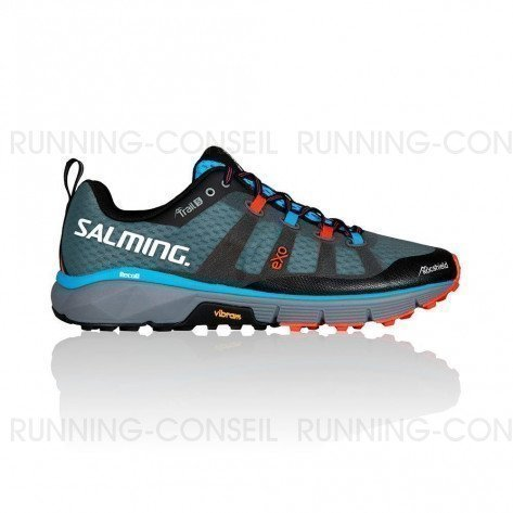 SALMING TRAIL 5 Homme | Grey / Black