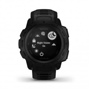 GARMIN Instinct® – Tactical Edition Noire