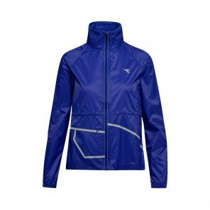 DIADORA L. WIND JACKET FEMME | BLUE CLEMATIS | Collection Printemps-Été 2019