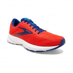 BROOKS LAUNCH 7 Femme | Cherry/Red/Mazarine