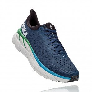 HOKA CLIFTON 7 Homme - MOONLIT OCEAN / ANTHRACITE