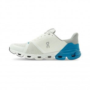 ON RUNNING Cloudflyer Homme White | Blue